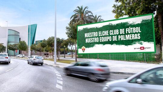 Celebramos #Elche en Primera, #NuestroEquipoDePalmeras